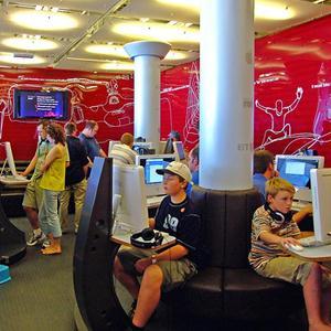 Интернет-кафе Новой Малыклы