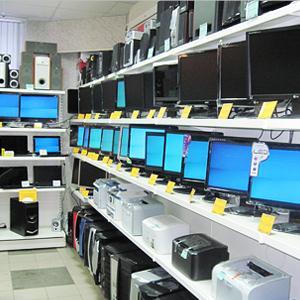 Компьютерные магазины Новой Малыклы