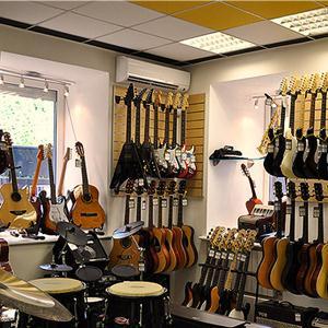 Музыкальные магазины Новой Малыклы