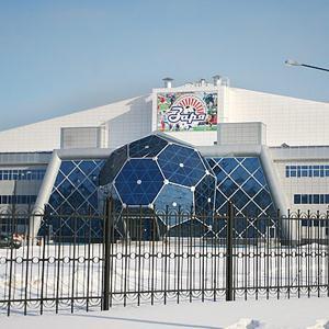 Спортивные комплексы Новой Малыклы