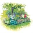 База отдыха и турбаза Дубрава - иконка «сад» в Новой Малыкле
